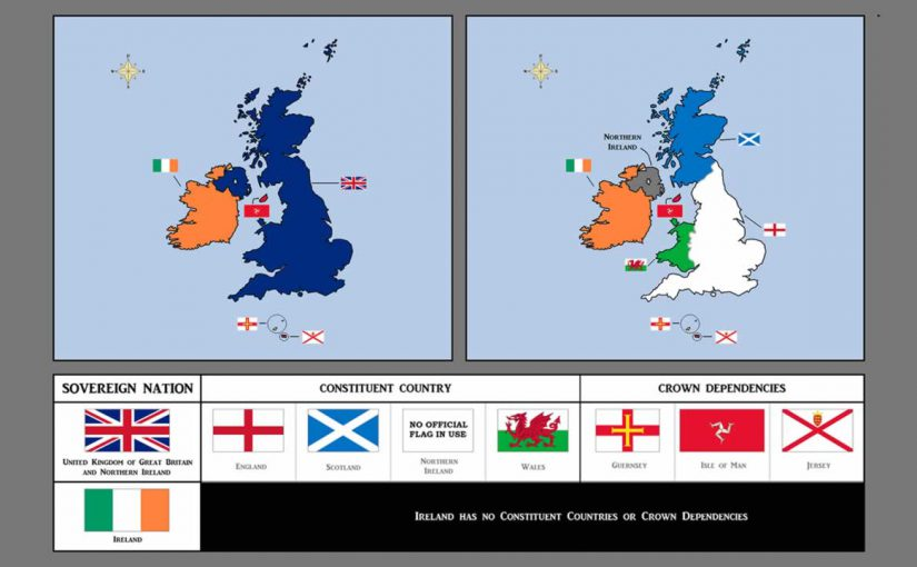 Power of Britain's devolved administrations
