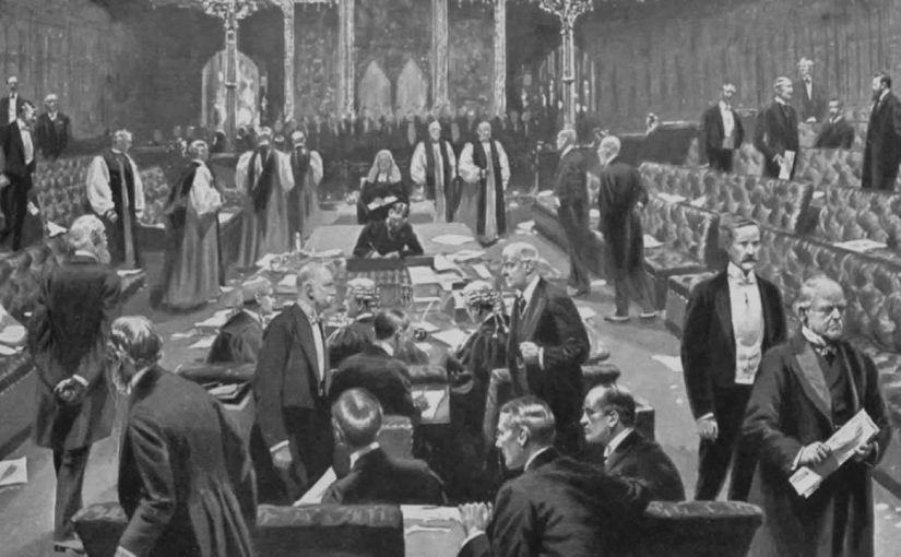 Role of Britain's House of Lords