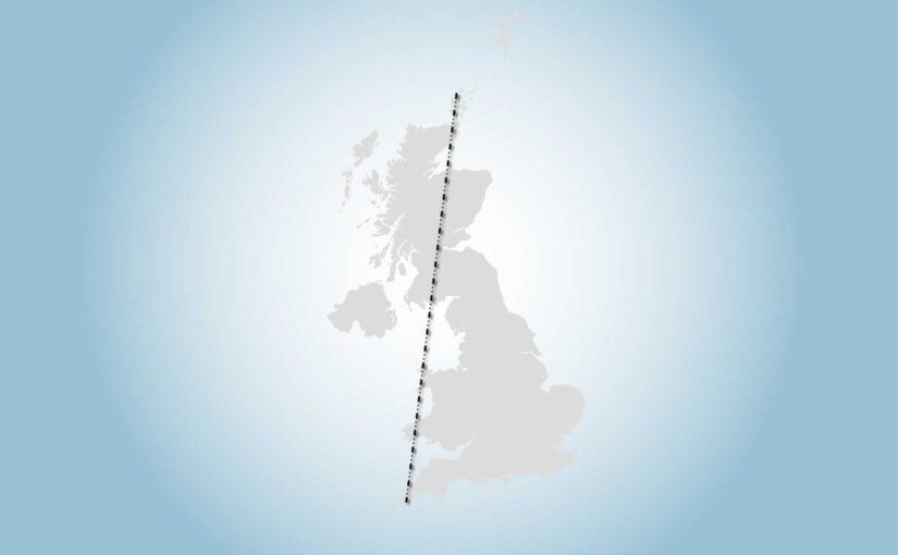 UK's longest distance