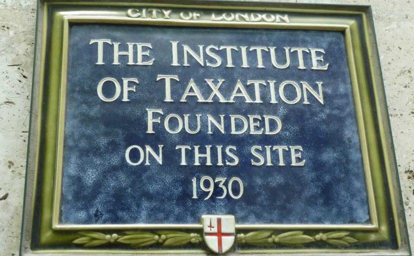 Britain tax system