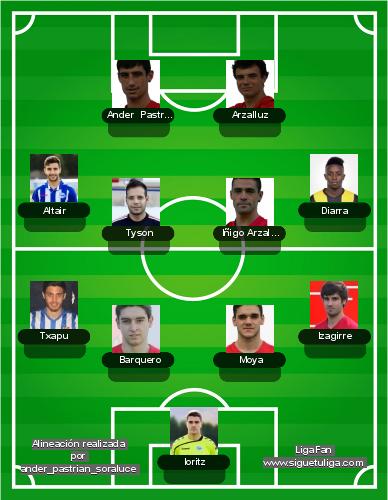 Liga Fantástica de Tercera División Grupo 4