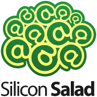 Ancien logo Silicon Salad