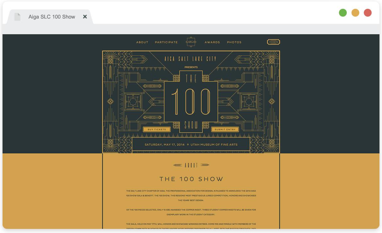Aiga SLC 100 Show