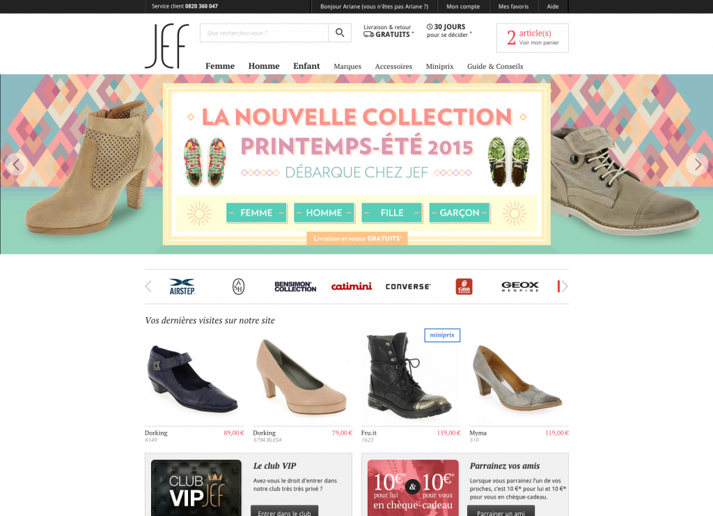 JEF Chaussures