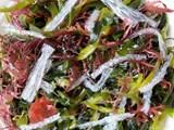 Organic Seaweeds Salad Mix 7 types, 20g Vegetarian Vegan Diet | seaweeds to buy online UK