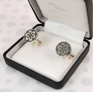 Cufflinks, handmade designer gift, Danchung