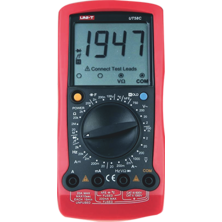 Digital Multimeter UT58C | Silver Sanz