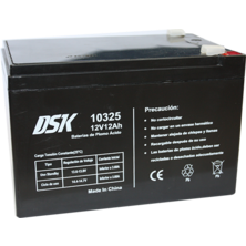 Lead Battery DSK 12v. 12Ah | Silver Sanz