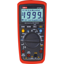 True RMS Digital Multimeter UT139A | Silver Sanz