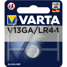 Varta Stack Alkaline Button V13GA 4276