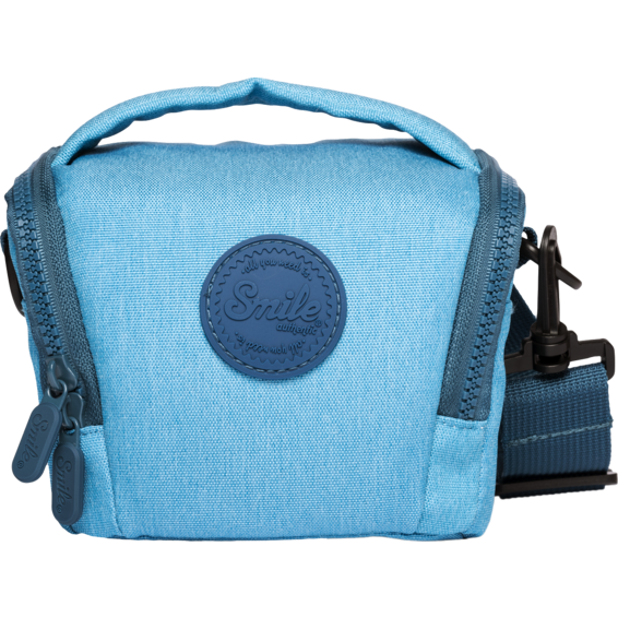 Bolsa para cámara Smart Tiny Bag Blue de Smile