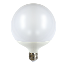 LED Globo regulable 15W E27 5000K | Silver Sanz