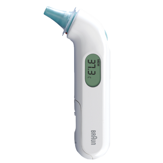 Braun Irt3030we Thermoscan 3 Ear Thermometer With Infrared Desde su invención ha evolucionado mucho, principalmente a partir del desarrollo de los termómetros digitales. braun irt3030we thermoscan 3 ear thermometer with infrared