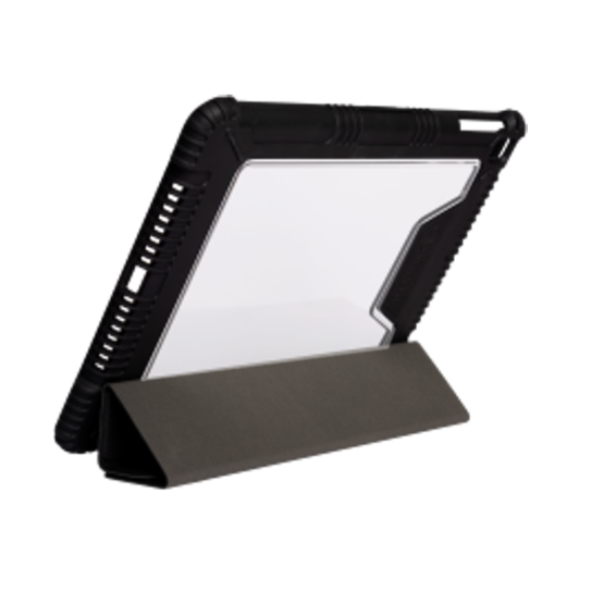"Funda Shockwave anti-impactos iPad 9.7"" Silver HT 