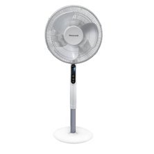 HSF600WE4 Ventilador Pie QuietSet® Blanco con temporizador | Silver Sanz