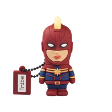 Memoria USB  32GB Captain Marvel | Silver Sanz