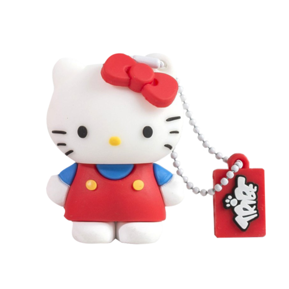 Memoria USB - Hello Kitty Classic 16GB | Silver Sanz