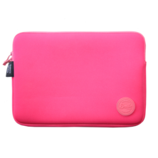 "Sleeve neoprene bag for 13"" Laptops / Tablets Living Coral 