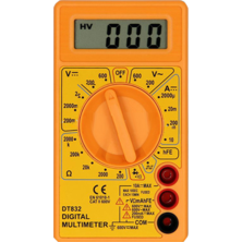 DT830B Digital Multimeter | Silver Sanz