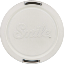 Tapa para objetivo Smile - Moonlight - 58mm | Silver Sanz