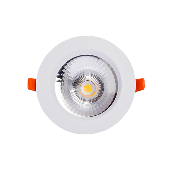 PLEX DOWNLIGHT 15W 4000K Blanco | Silver Sanz