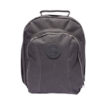 Smart Winter Backpack - Anthracite | Silver Sanz
