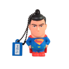 USB 16GB - SUPERMAN (MOVIE BATMANvsSUPERMAN) | Silver Sanz