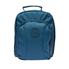 Smart Winter Backpack - Blue | Silver Sanz