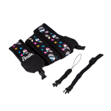 Smile Camera Strap Hungup - Tequila