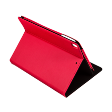 Silver HT Funda Wave Roja para iPad Air 1,2, y iPad Pro 9,7""