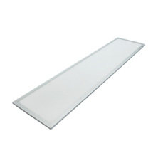LED Panel 48W 1200x300mm 3000K Silver | Silver Sanz