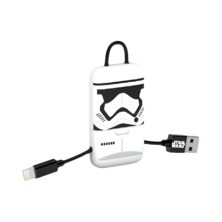 Llavero USB Lightning MFI - Star Wars Stormtrooper