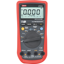 Digital Multimeter UT61D | Silver Sanz