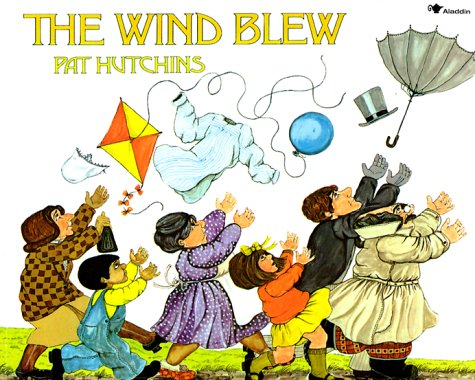 The wind blew / Pat Hutchins
