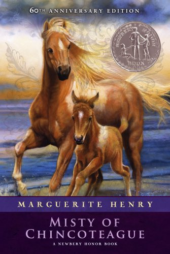 Misty of chincoteague / Marguerite Henry