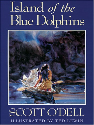 Island of the blue dolphins / Scott O'dell