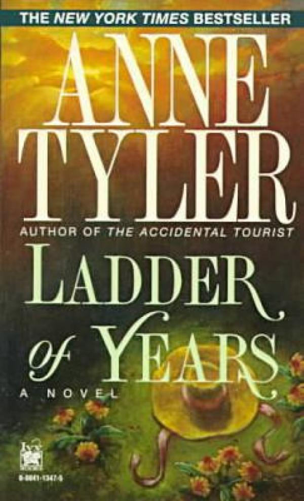 Ladder of years - A FAWCETT COLUMBINE BOOK # / Anne Tyler
