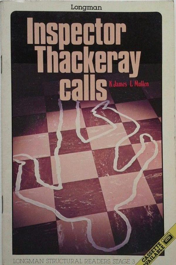 Inspector thackeray calls / Kenneth James