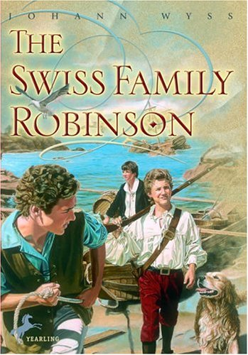 The swiss family robinson - Johann Wyss