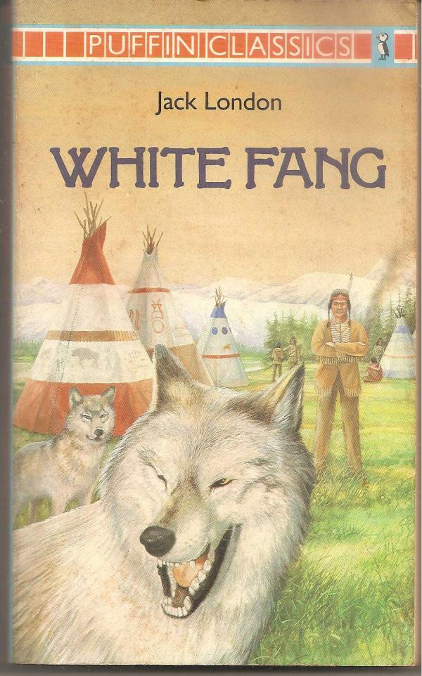 White fang / Jack London