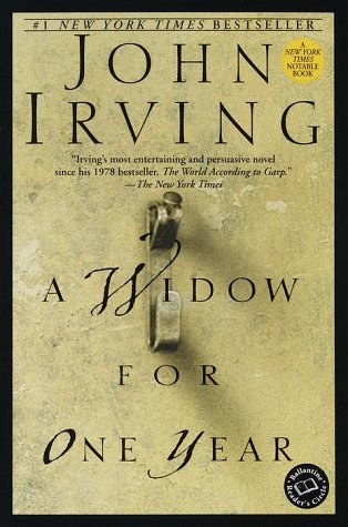 A widow for one year / John Irving