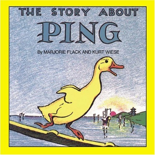 The story about ping / Marjorie Flack