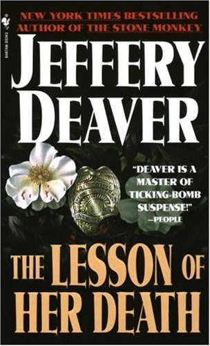 The lesson of her death / Jeffery deaver