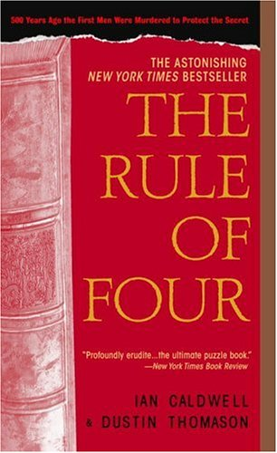 The rule of four - Ian Caldwell