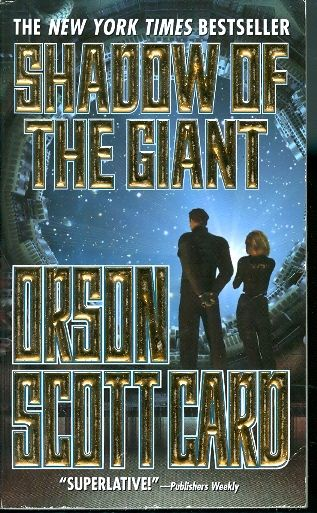 Shadow of the giant - TOR # / Orson Scott Card