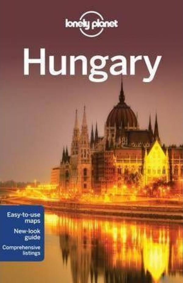 Lonely Planet - Hungary - 2013 - 7th edition - Lonely Planet