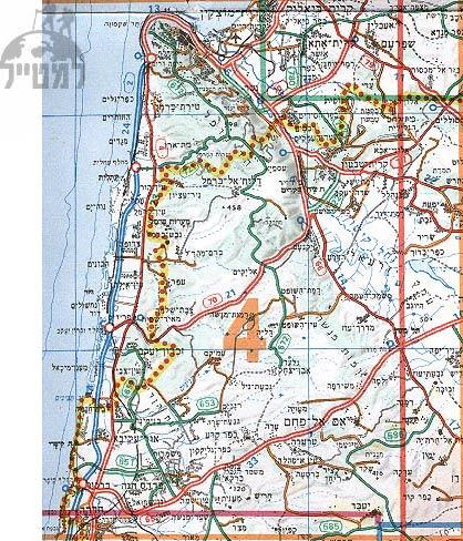 מעולה  ספרי מדריכי נסיעות - ישראל - סימניה: ספרים, סופרים וחברים QO-03