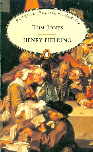 Tom jones / Henry Fielding