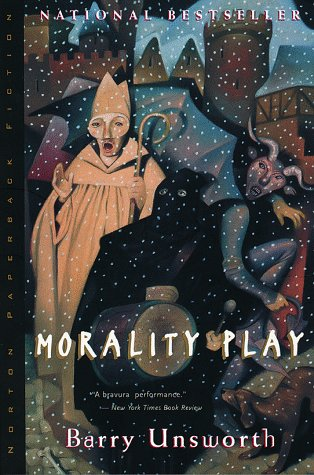 Morality play / Barry Unsworth