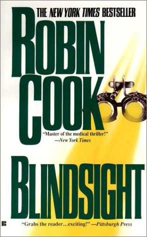 Blindsight / Robin Cook